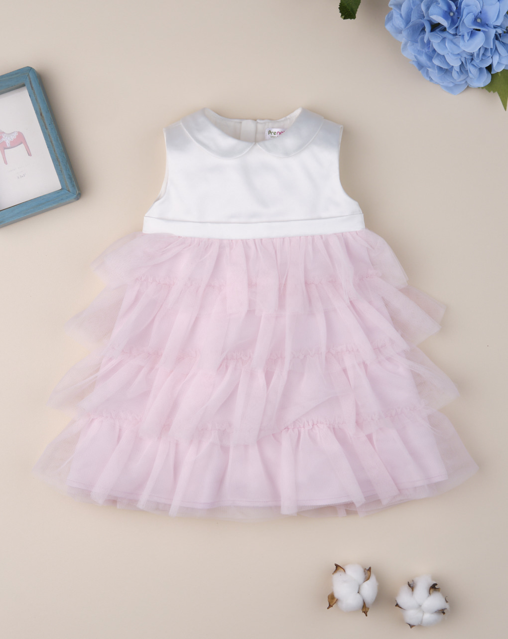 Φόρεμα Ροζ για Κορίτσι
