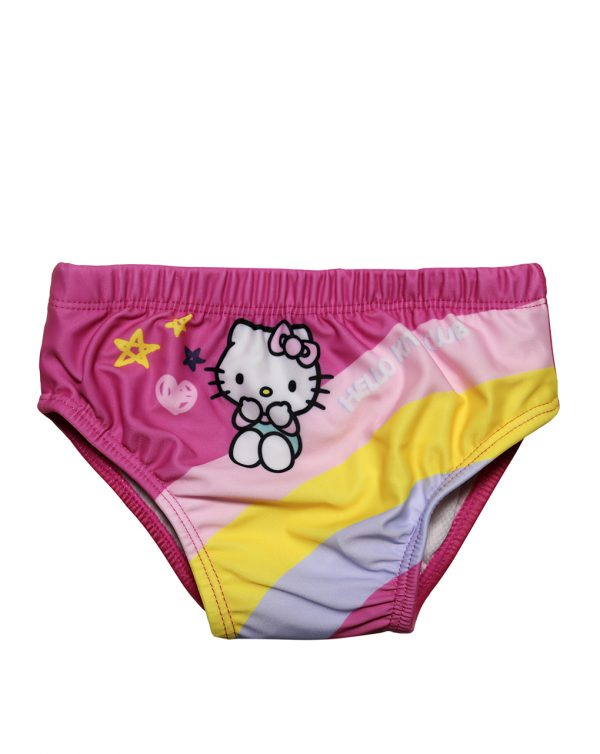 Μαγιό Φούξια Hello Kitty για Κορίτσι