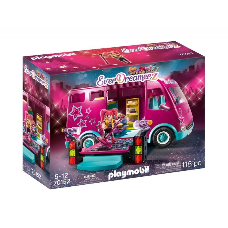 Playmobil Everdreamerz Tourbus Music World 70152