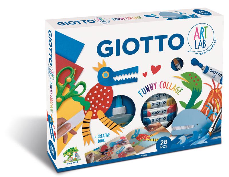 GIOTTO ART LAB Funny Collage 000581500