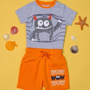 Σετ T-shirt & Σορτς για Αγόρι