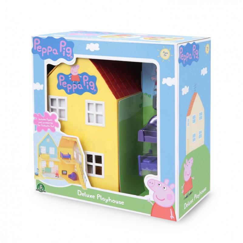 Peppa Pig Μεγάλο Παιχνιδόσπιτο PPC38010