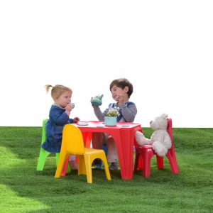 Sun&Sport Σετ Τραπέζι και 4 καρέκλες