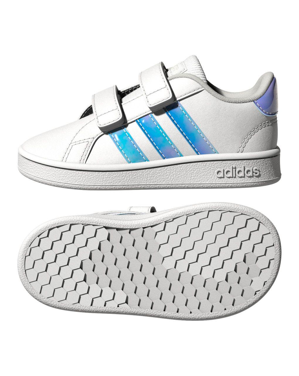 Αθλητικά Παπούτσια Adidas Grand Court I FW1276 για Κορίτσι