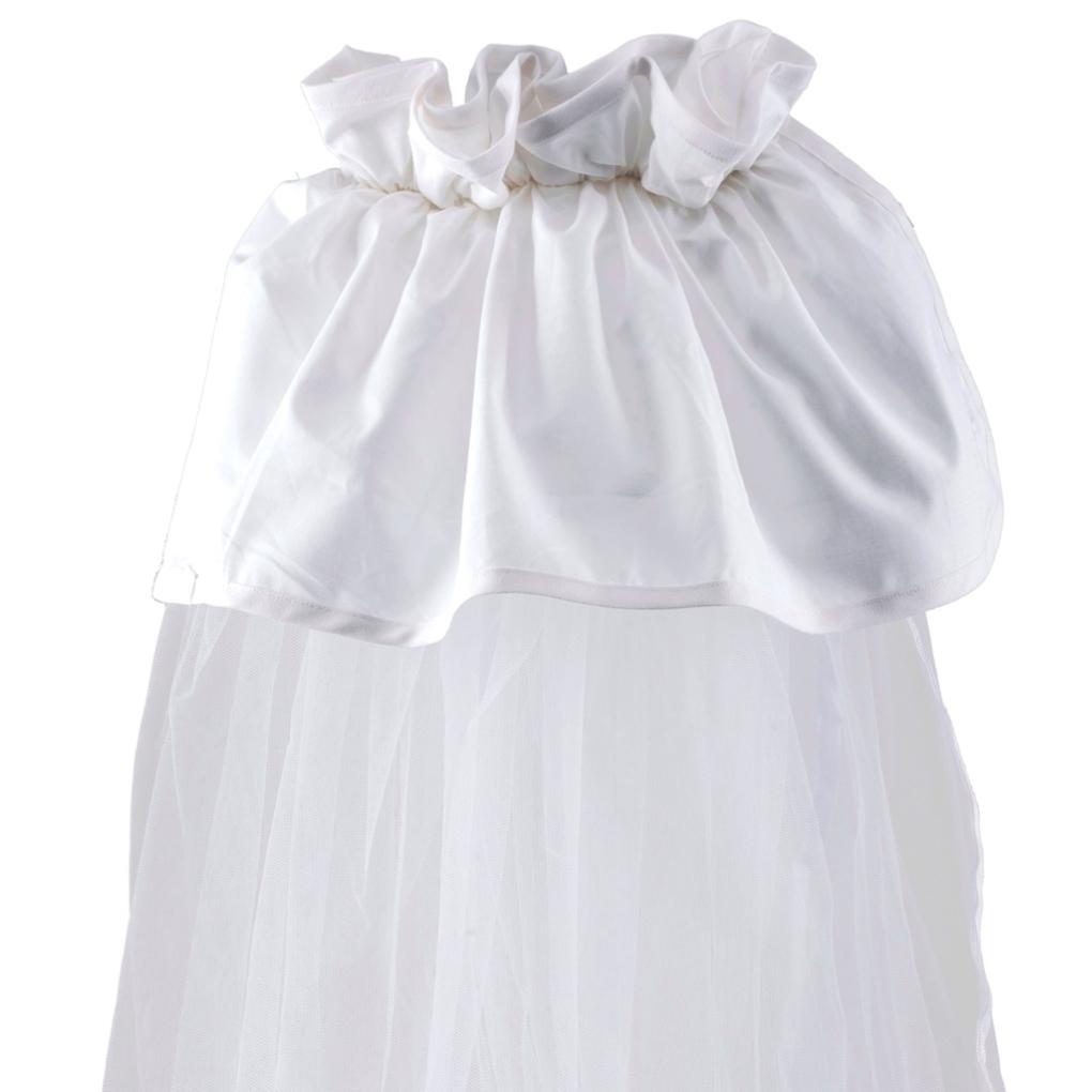 Ο Κόσμος Του Μωρού Κουνουπιέρα κρεβατιού 180x540 Λευκή
