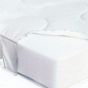Giordani  Καπιτονέ Στρώμα Με Αφαιρούμενο Κάλυμμα 125×60