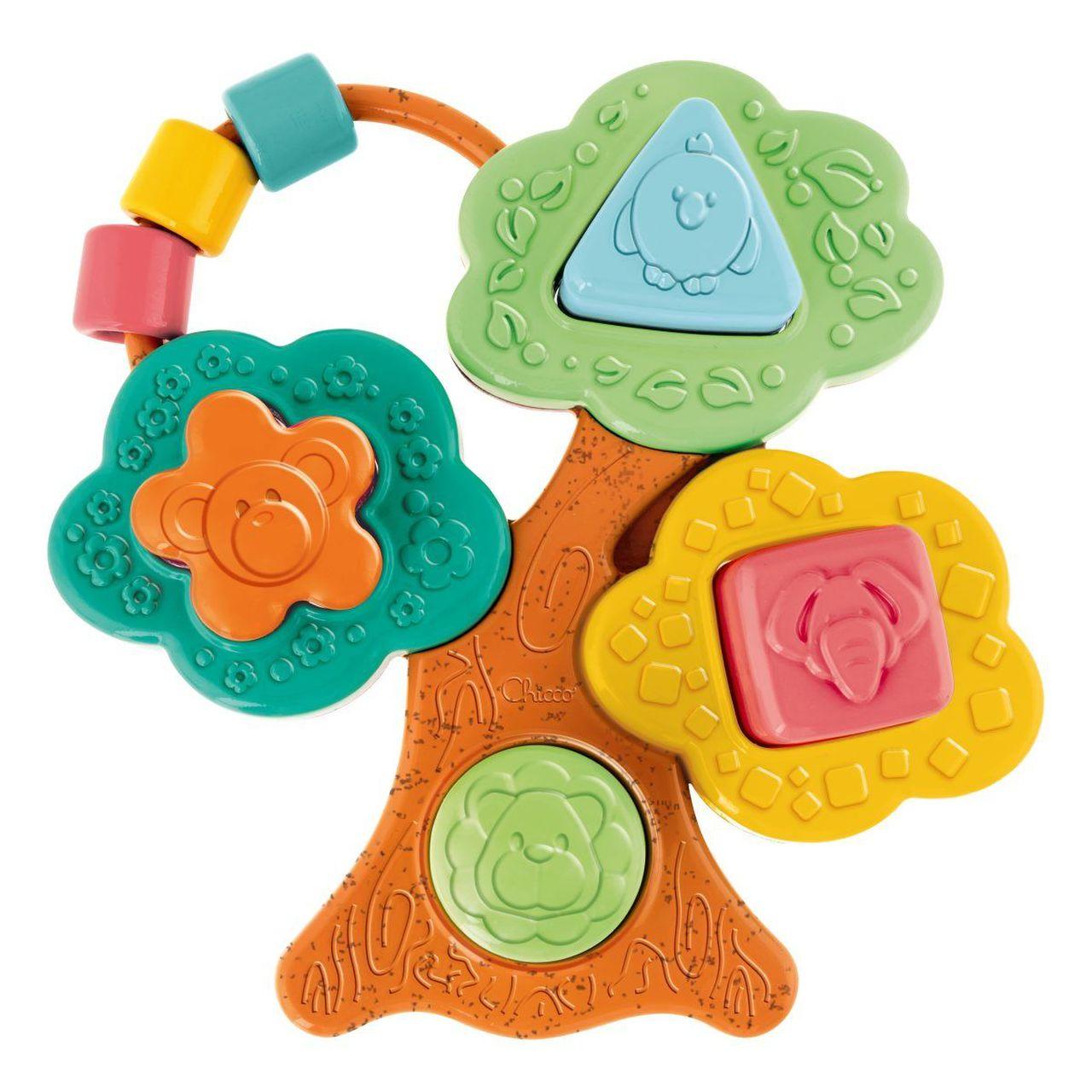 Chicco ECO+ Σειρά Το Δέντρο της Ζωής με Σχήματα Y02-10493-00