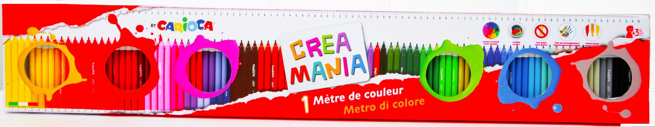 Creamania 1 Μέτρο Χρώματος