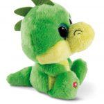 Nici Λαμπάδα με Λούτρινο  Dragon McDamon 15cm 805-45555