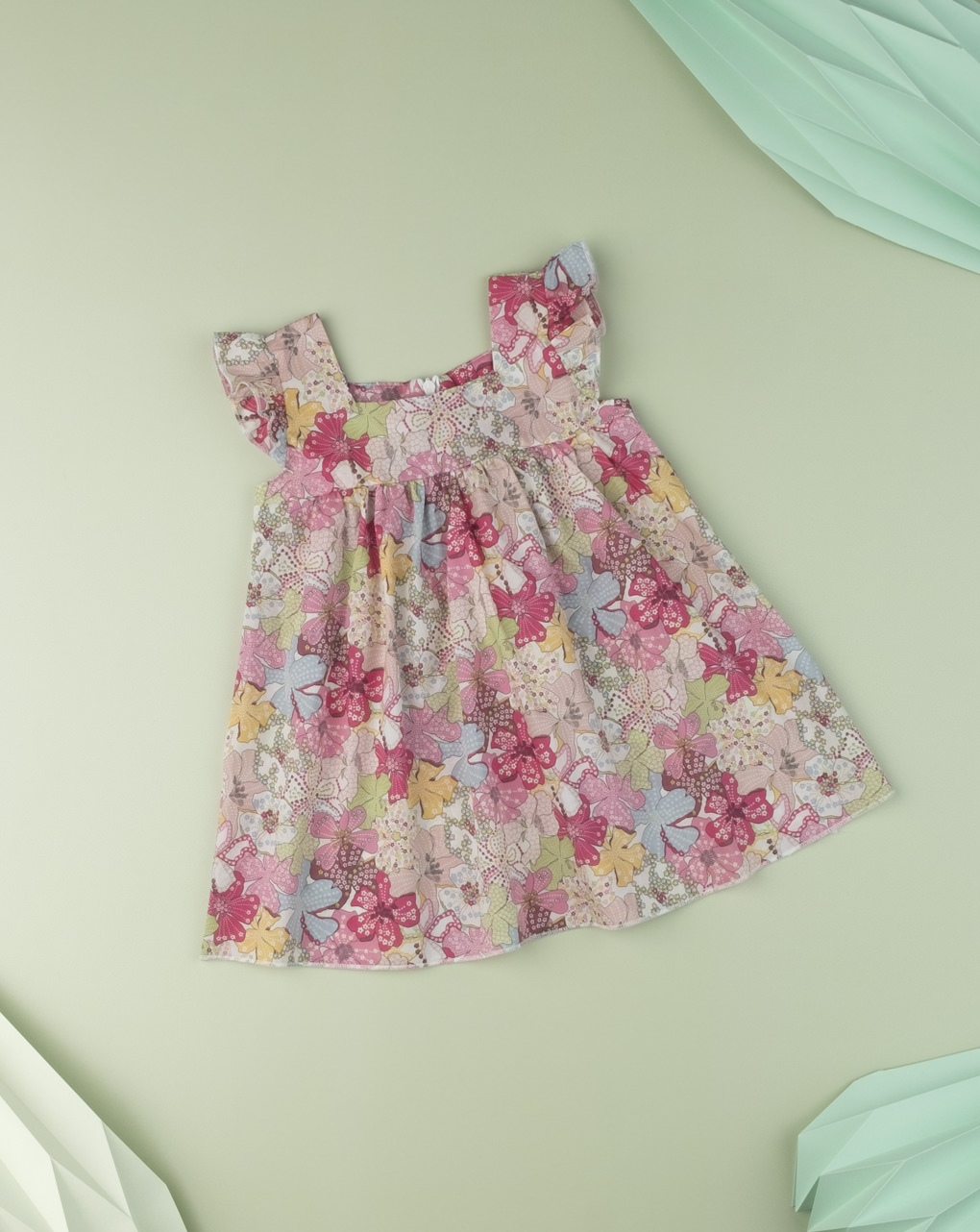 Φόρεμα Πολύχρωμο για Κορίτσι
