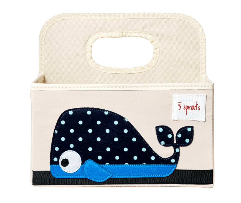 3Sprouts  Θήκη για Πάνες Whale