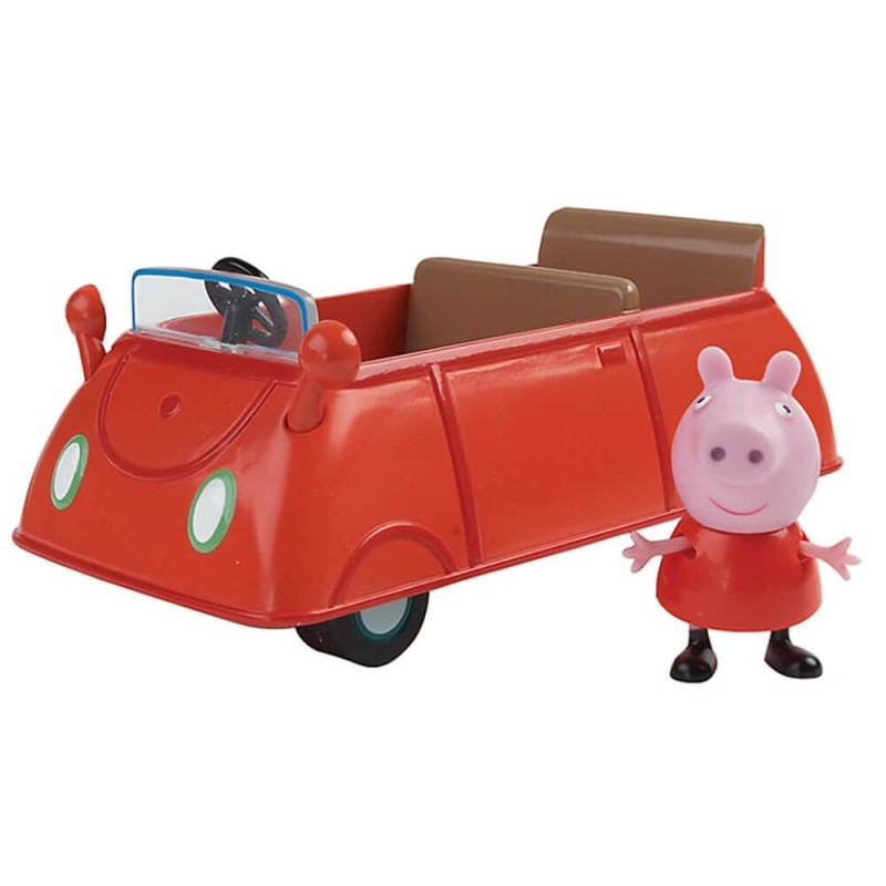 Peppa Pig οχηματάκια 5 σχέδια PPC15902