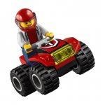 LEGO City Ομάδα Αγώνων ATV 60148