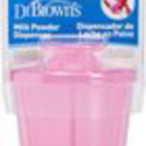 Dr.Brown's Δοσομετρητής Σκόνης Γάλακτος - Ροζ