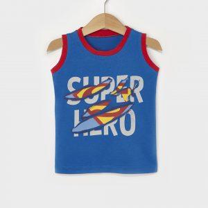 Μπλούζα Αμάνικη Superman για Αγόρι