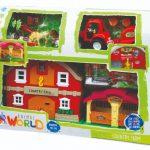 Animal World - Mega Set Φάρμα