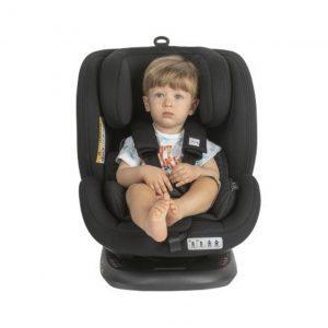 Chicco Κάθισμα Αυτοκινήτου Seat4Fix Air 0-36kg Black