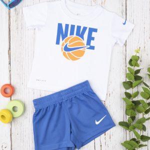 Σετ Nike T-shirt - Σορτς για Αγόρι 12-24 μηνών