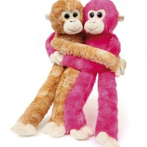 Ami Plush Βελούδινη Μαϊμού 80cm