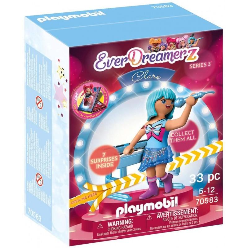 Playmobil Everdreamerz Clare - Μουσικός Κόσμος 70583