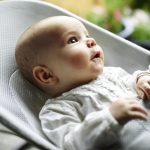 BabyBjorn Ρηλάξ Balance Soft Mesh, Silver White