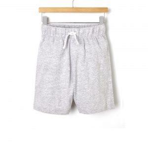 Βερμούδα Jersey Basic Γκρι Μεγ.8-9/9-10 Ετών για Αγόρι