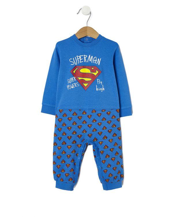 Πιτζαμάκι για Αγόρι από Interlock με τον Superman