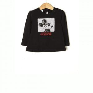 T-shirt Jersey Minnie με Παγιέτες για Κορίτσι