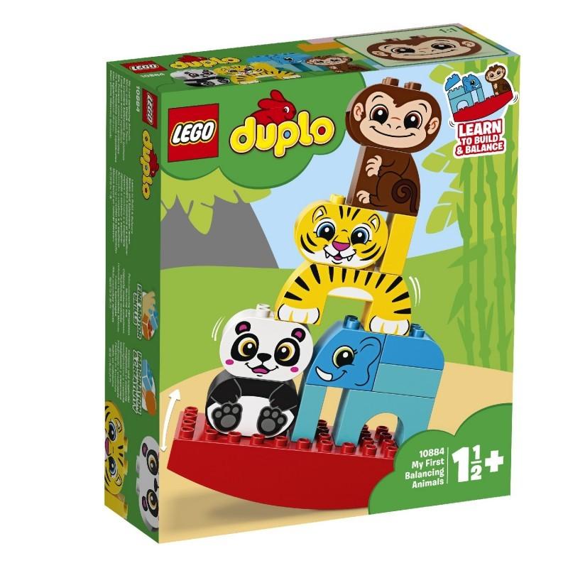 LEGO DUPLO My First Τα Πρώτα Μου Ζωάκια Ακροβάτες 10884