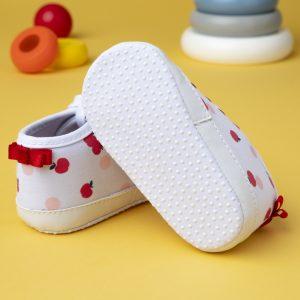 Παπούτσια Twill με Στάμπα για Κορίτσι