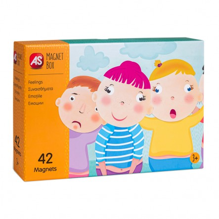 AS  Magnet Box  - Συναισθήματα (64037) 1029-64037