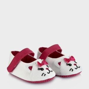 Βρεφικά Παπούτσια Αγκαλιάς Μπαλαρίνες για Κορίτσι