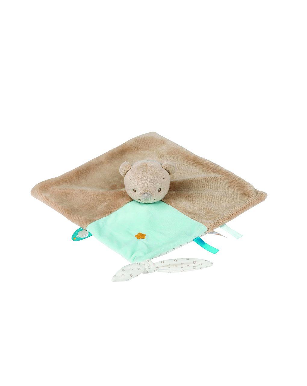 Nattou - Πανάκι Παρηγοριάς Αρκουδάκι