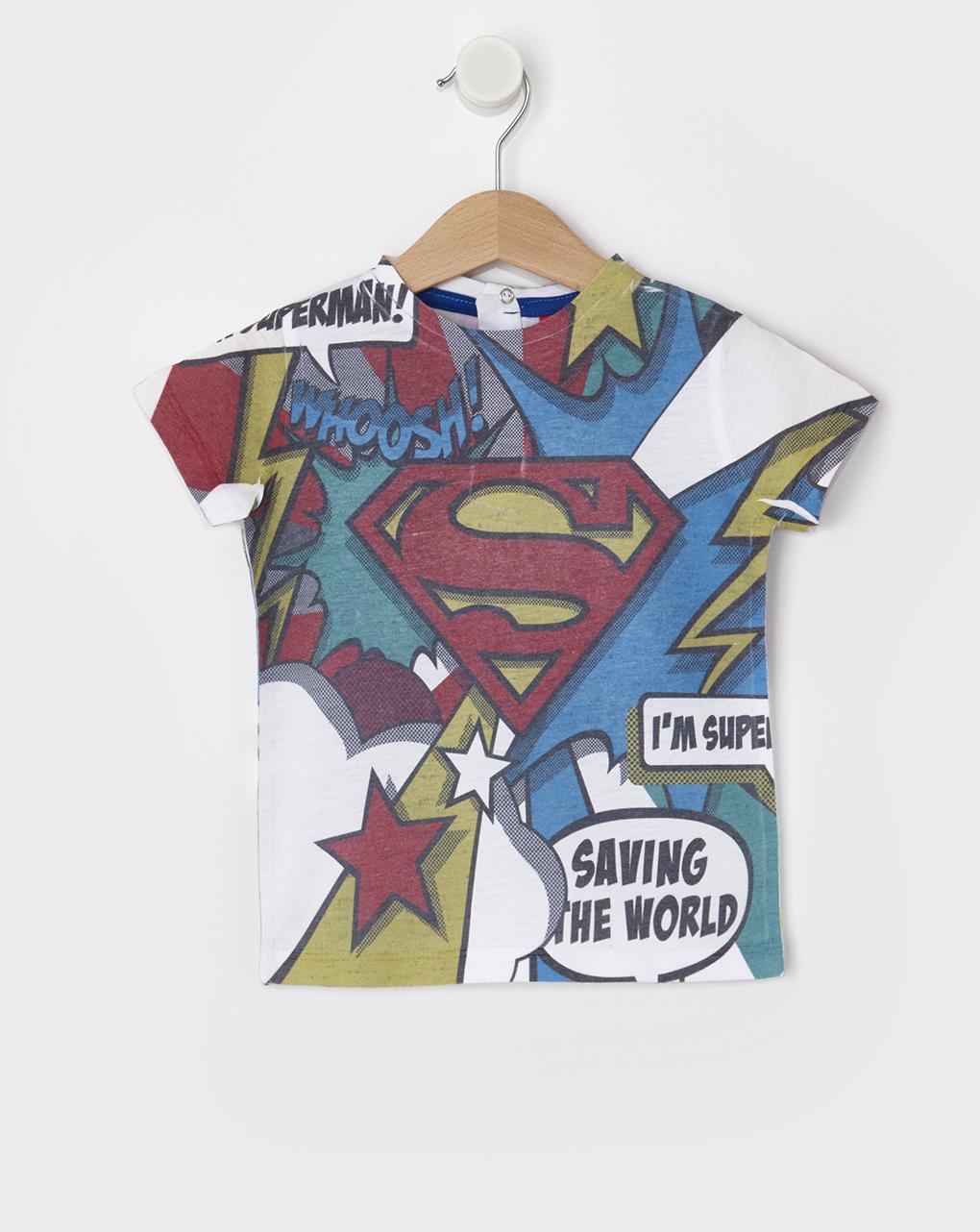 T-shirt Superman για Αγόρι