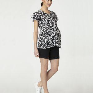 Γυναικεία Μπλούζα Θηλασμού με Στάμπα