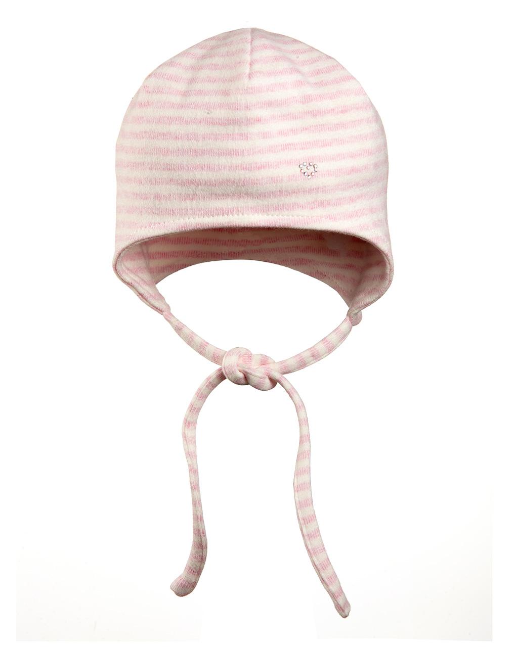 Καπέλο με Ρίγες για Κορίτσι