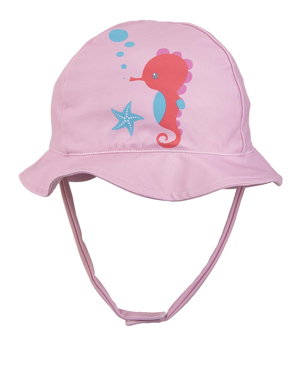Καπέλο με Ιππόκαμπο για Κορίτσι
