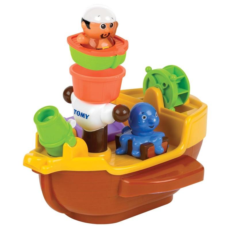 Βρεφικό  Παιχνίδι Μπάνιου Καράβι Πειρατών Toomies 1000-71602