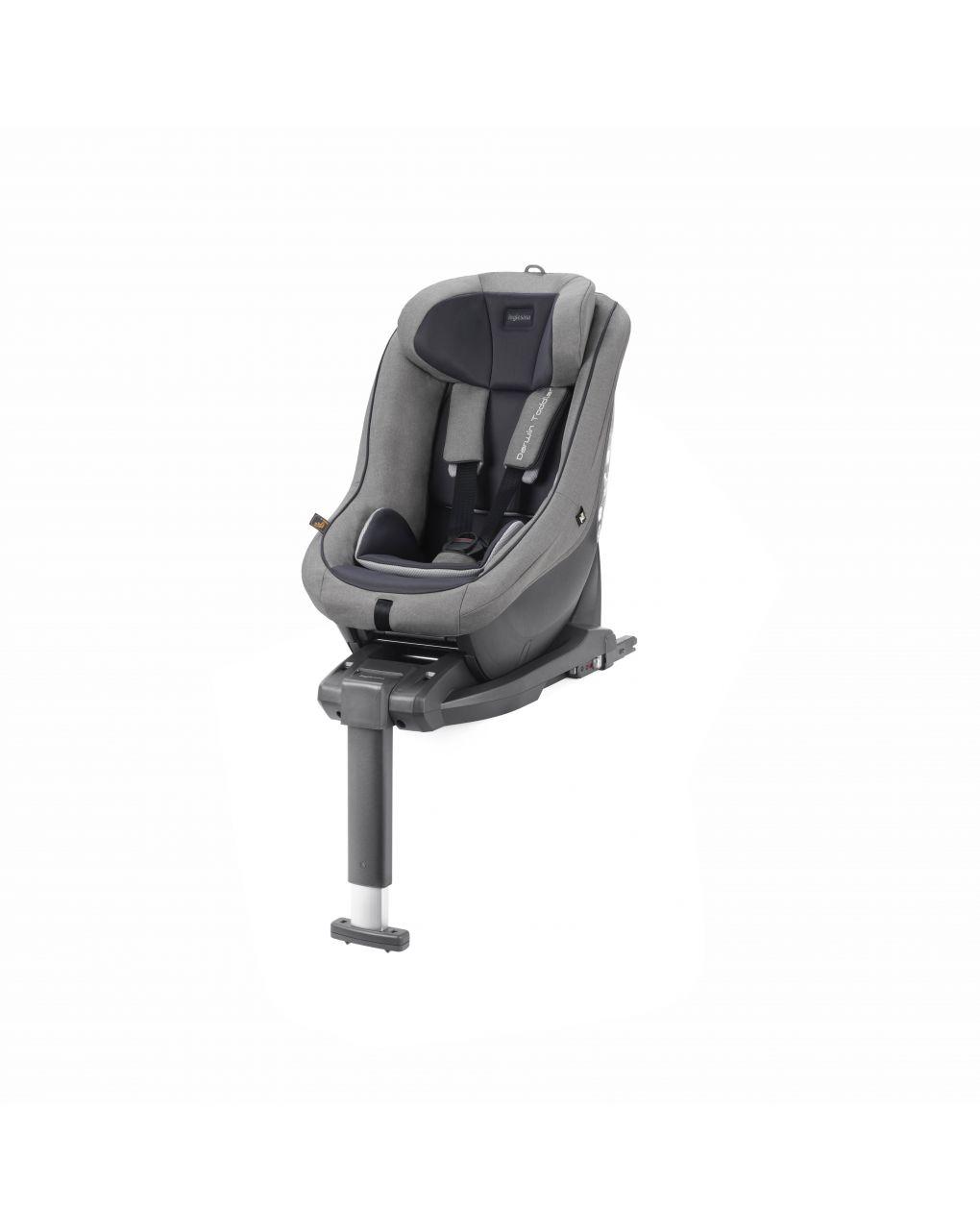 Inglesina Kάθισμα Αυτοκινήτου Darwin Toddler i-Size Kensington Grey