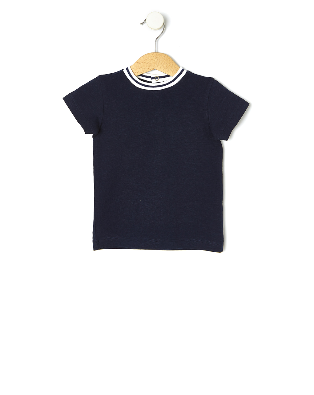 T-shirt Βαμβακερό Μπλε για Αγόρι