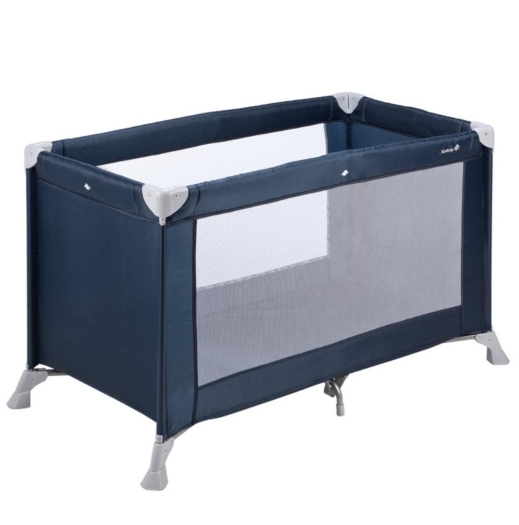 Safety 1st Παρκοκρέβατο Soft Dreams Navy Blue