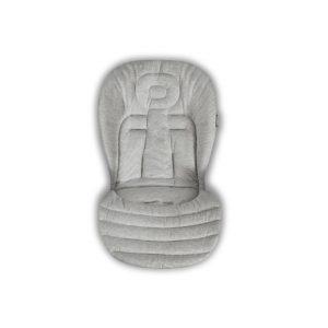 Inglesina Snug Pad Βαμβακερό Στρωματάκι Καροτσιού Grey Melange