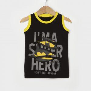 Μπλούζα Αμάνικη Batman για Αγόρι