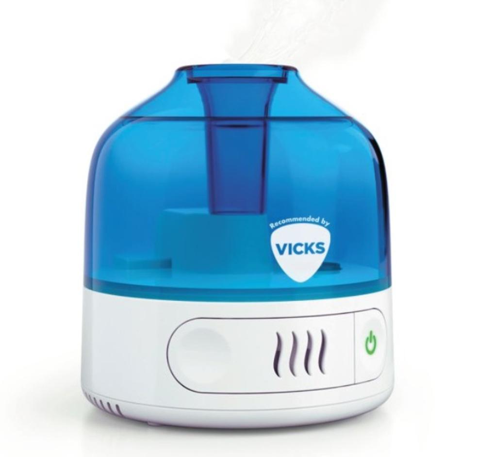Vicks Ατομικός Υγραντήρας Υπερήχων Personal Humidifier Ultrasonic Cool Mist