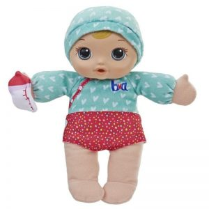 Baby Alive Change N Cuddle Ξανθό Μωράκι E3137