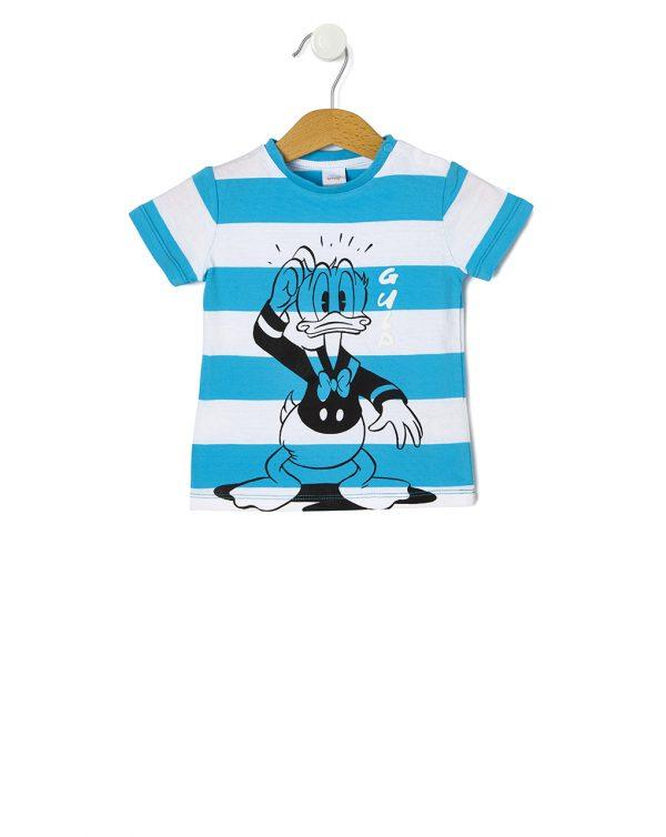 T-shirt με Στάμπα Donald Duck για Αγόρι