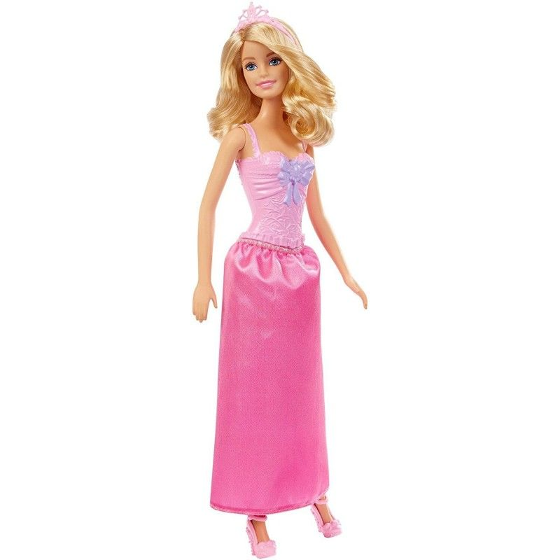 Barbie Πριγκιπικό Φόρεμα DMM06 5 Σχέδια
