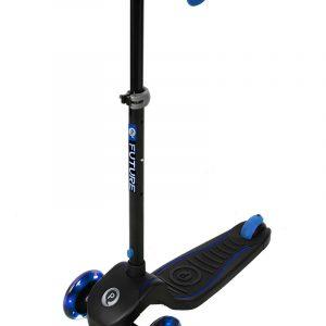 QPlay Future Scooter Πατίνι Μπλε 01-1212056-03