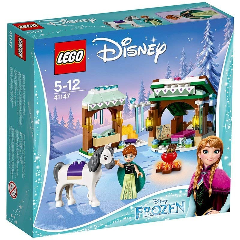 LEGO Disney Princess Η Περιπέτεια Της Άννας Στο Χιόνι 41147