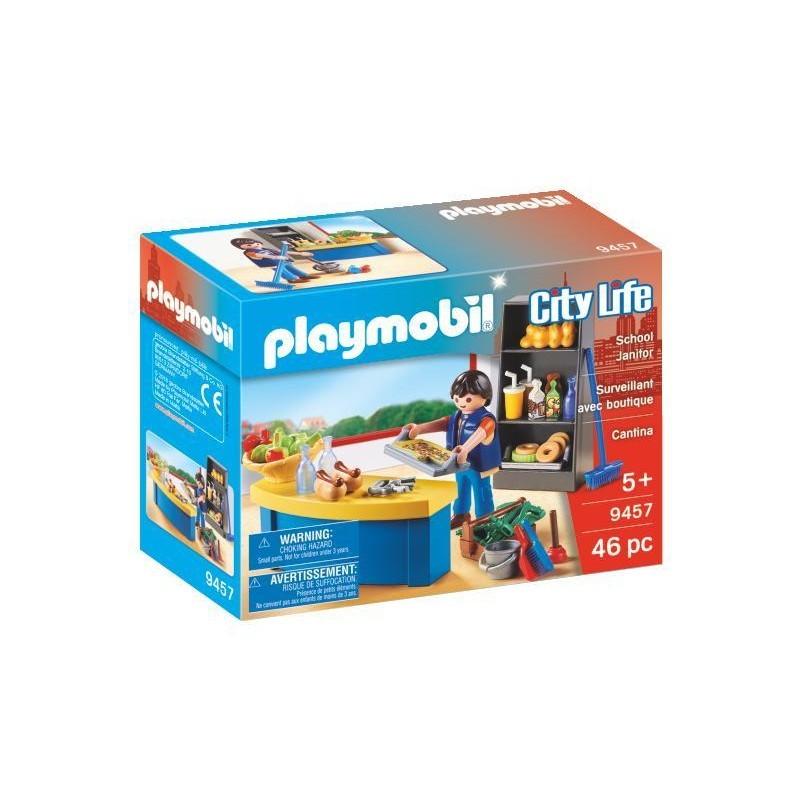 Playmobil City Life Κυλικείο Σχολείου 9457